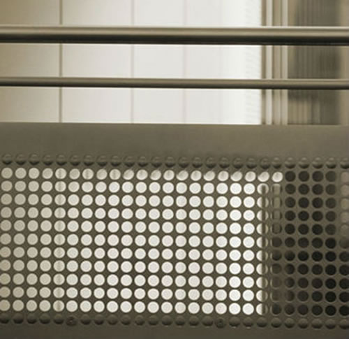 Perforated Aluminum Panels Perforated Metal Slotted